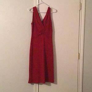 Lady in Red Perfect Dress size 12 from Banana Rep
